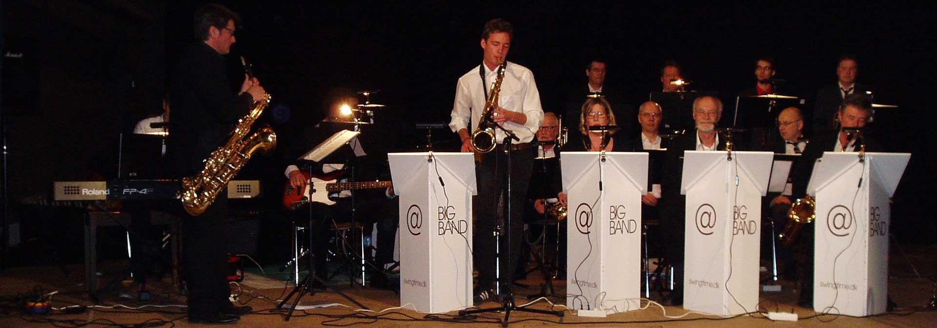 Nyborg Bigband koncert