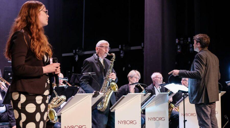 Nyborg Kommunes uddeling af priser 2019 indenfor foreningslivet